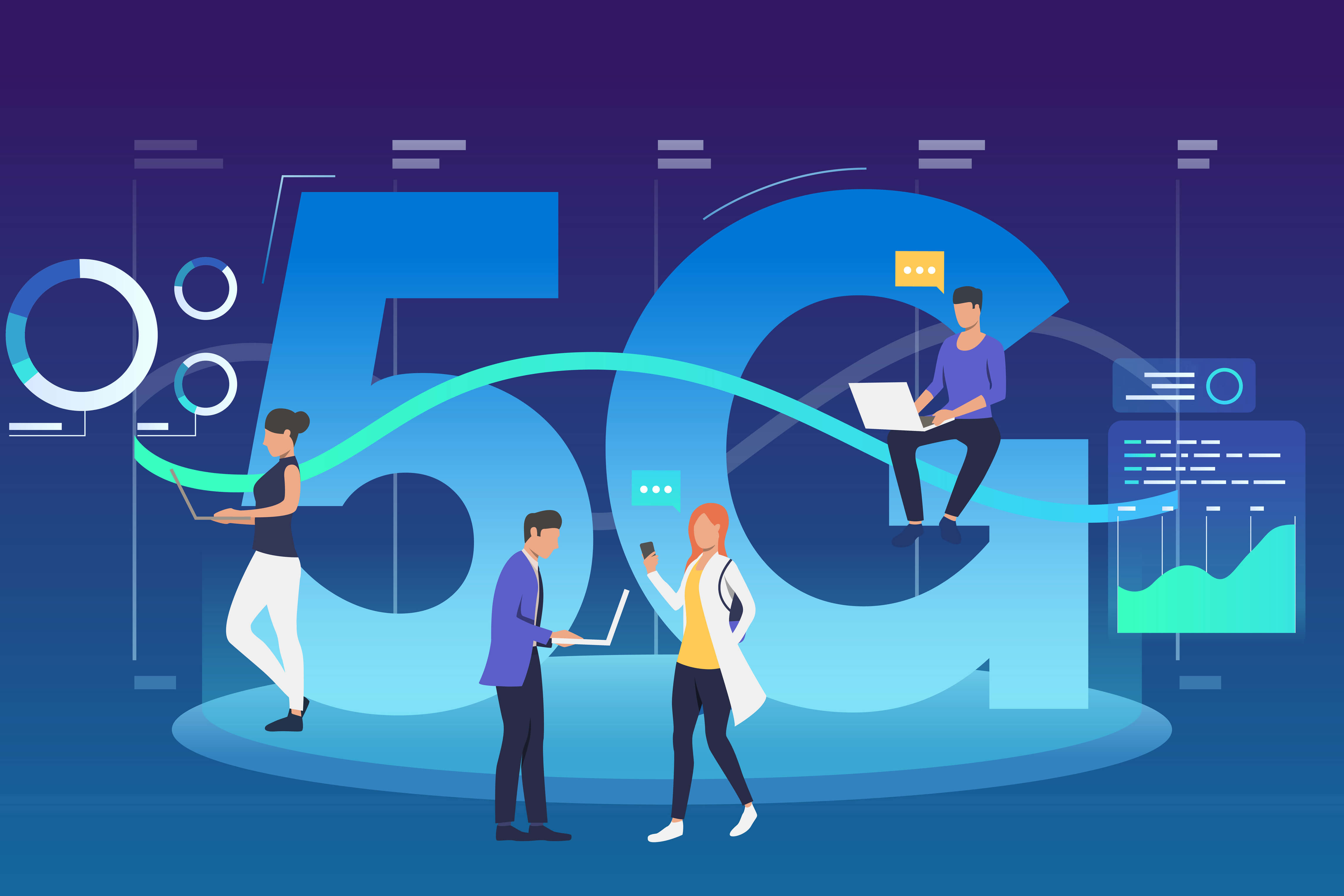 What Can People Do with 5G Cellular Network Technology